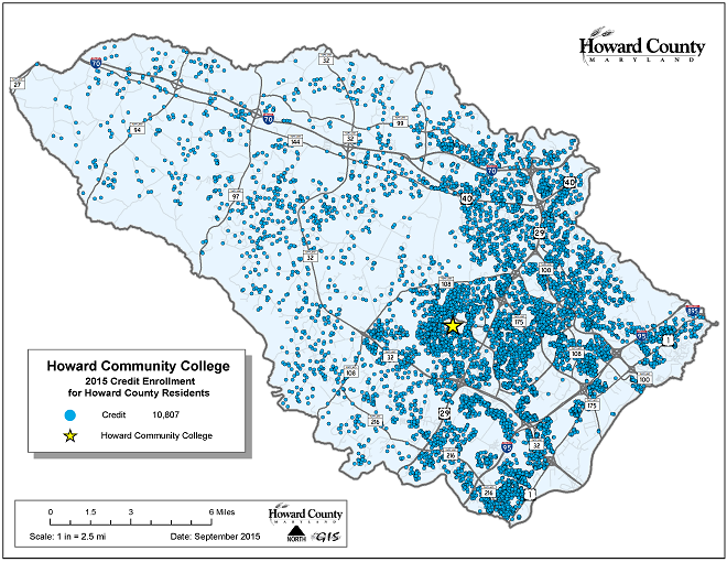 Howard County Md Zip Code Map.Howard County Map Bin